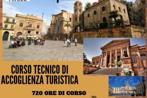 AVVISO 8 corsto tecnico di accoglienza turistica aula e stage