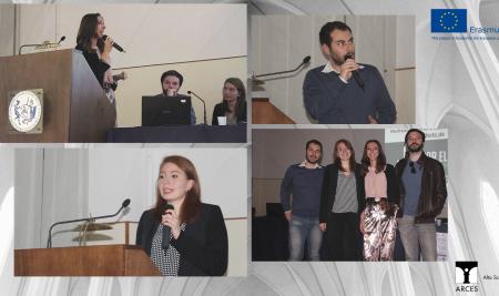 """1 Marzo 2019 –  Erasmus+ for Traineeship: Conferenza dal titolo """"Il continente delle opportunità"""""""