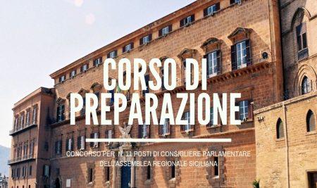Corso di preparazione al Concorso dell'Assemblea Regionale Siciliana