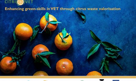 "Progetto ""CitriVET – Enhancing green-skills in VET through citrus waste valorisation"""