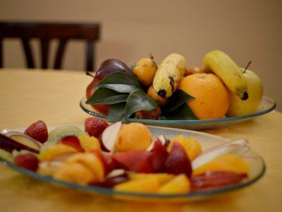 Dettaglio servizio mensa Residenza Rume di Palermo: frutta di stagione