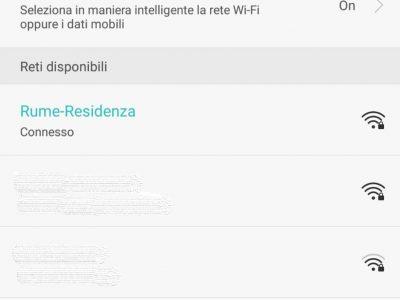 Wi-Fi modificata