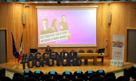 #AccendiIlTuoFuturo: l'evento ELIS sulla creatività a Palermo