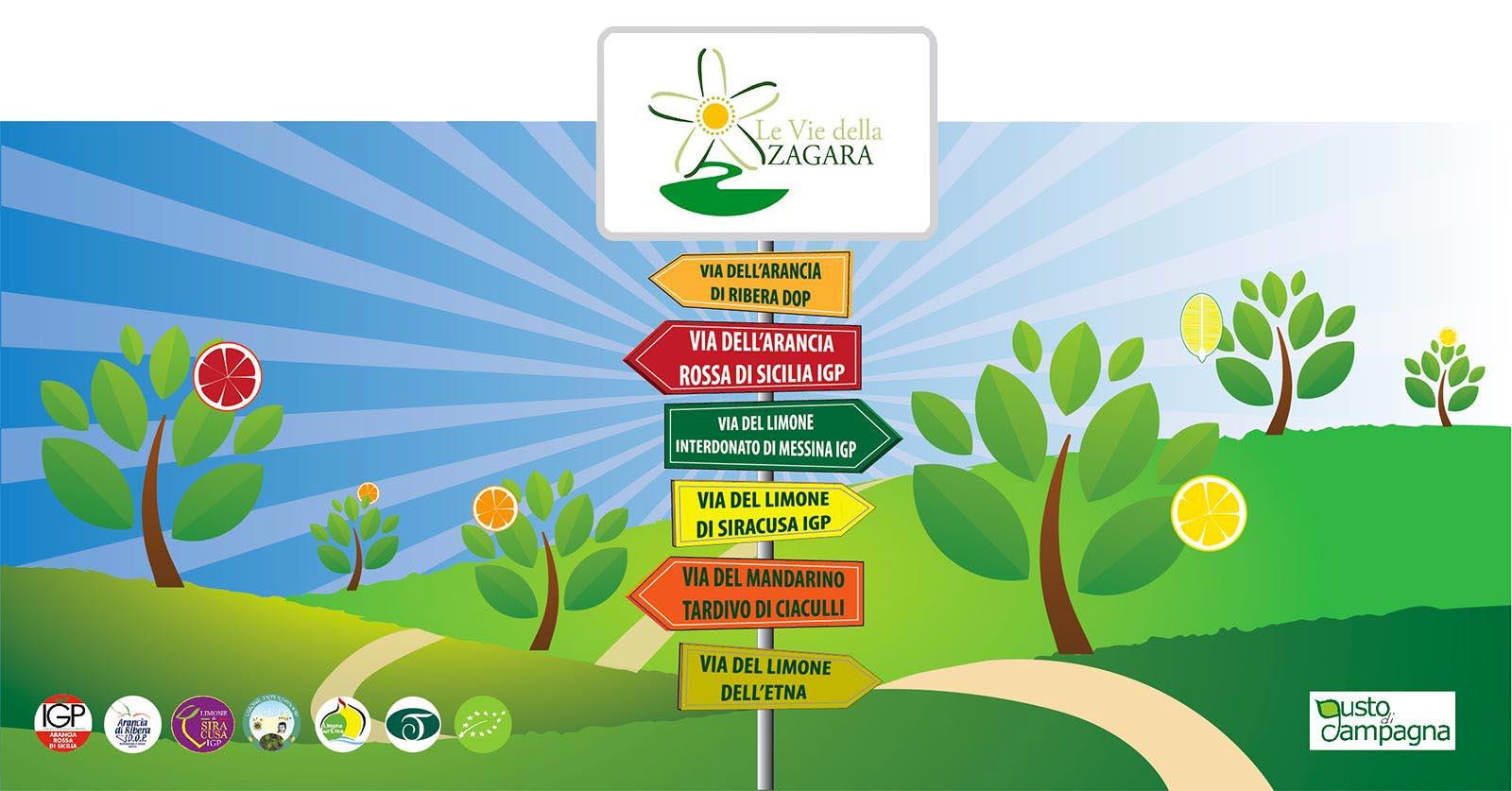 itinerari_Zagara Sicilia Social Farming
