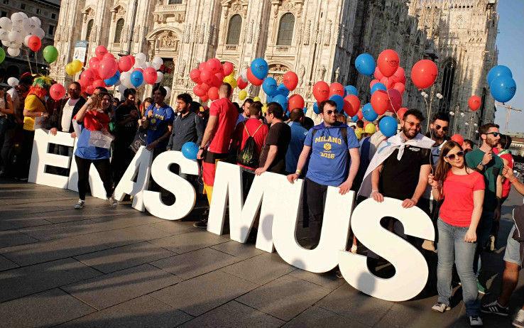 Erasmus Plus Mobilita internazionale