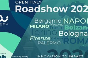 Open Italy Road Show 2020 Elis ARCES