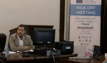 Universidades Palestinas, dos italianas y la UCAM participan en un proyecto europeo
