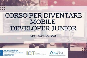 Corso per dicentare mobile developer junior