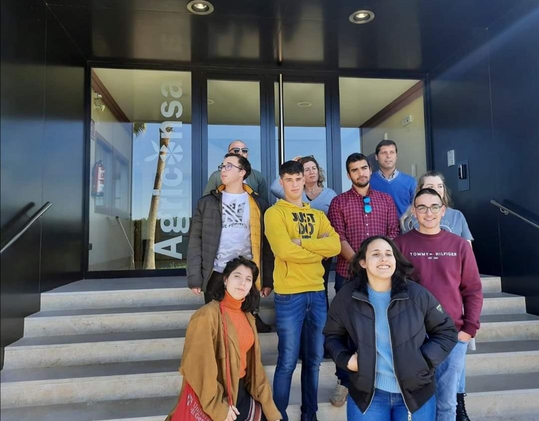 Progetto Citrivet ARCES esperienza all'estero