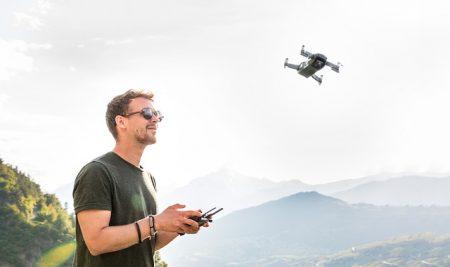 Diventa specialistica nel settore della Smart & Sustainable Mobility e acquisisci il brevetto di pilota di Drone