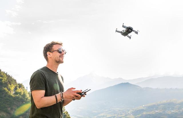 corso arces pilota droni