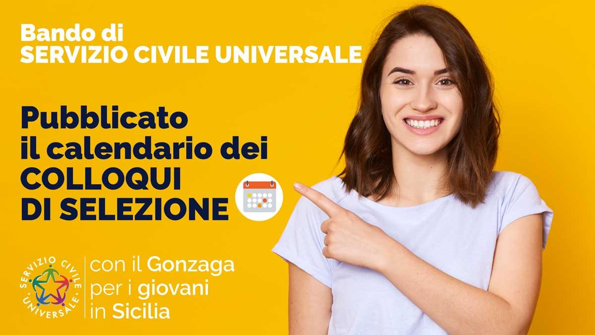 Selezioni Progetto Servizio Civile Cittadini Creattivi