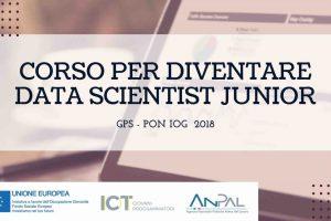 CORSO PER DIVENTARE DATA SCIENTIST JUNIOR