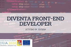 Corso in Front-end Developer
