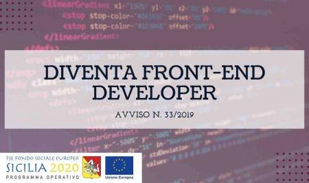 Corso per diventare Front-end Developer