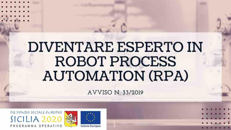 Corso in Robotica RPA
