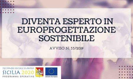 Corso per diventare esperto in Europrogettazione sostenibile