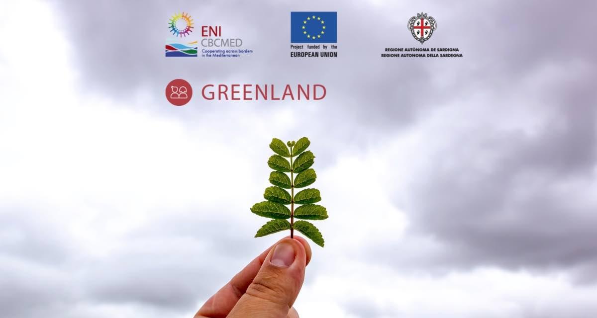 Progetto GREENLAND: un percorso verde per favorire l'inclusione sociale dei giovani e delle donne nel Mediterraneo