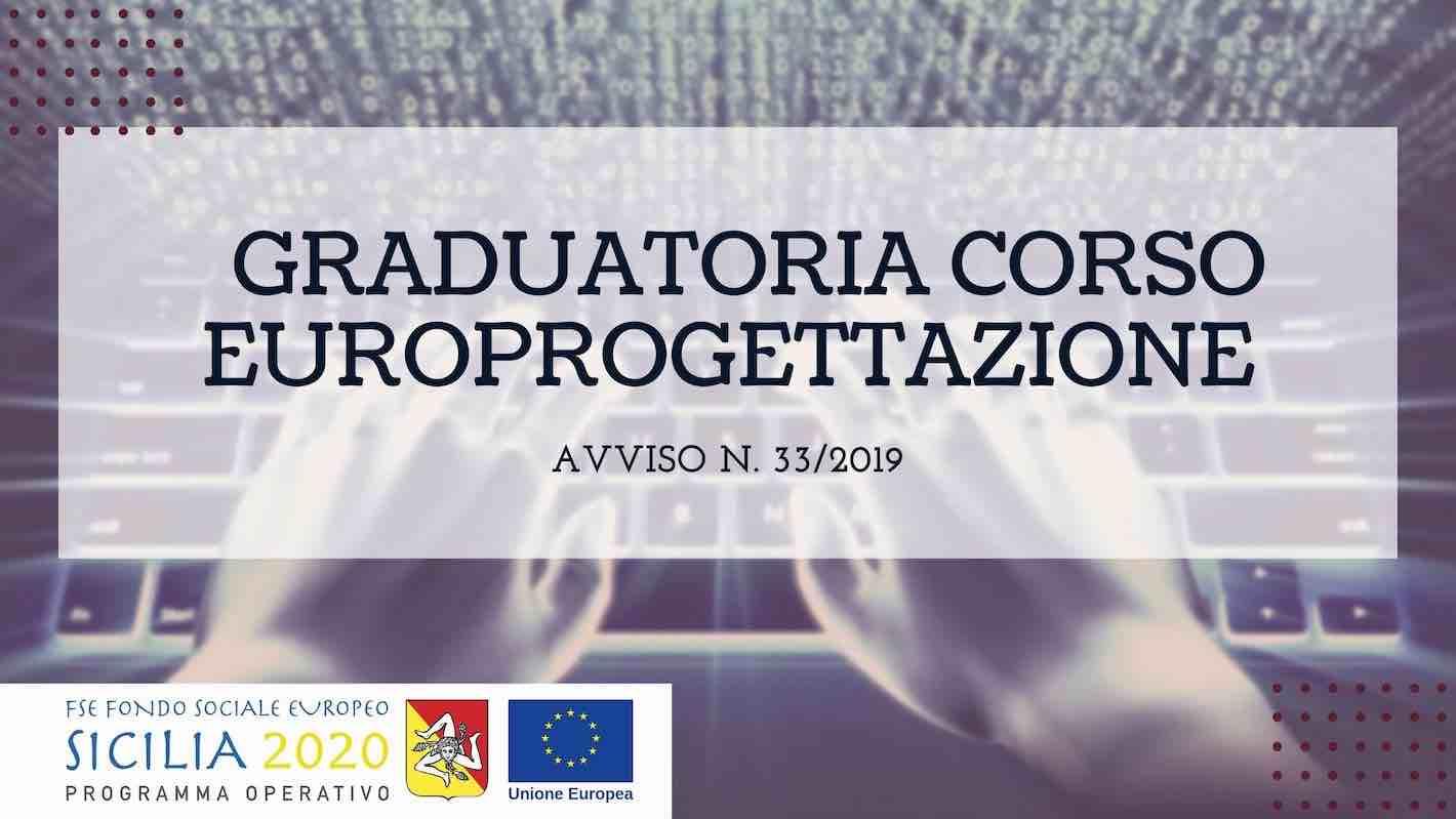 graduatoria europrogettcaADUATORIA CORSO europrogettaionezione
