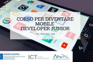 Corso per Mobile developer junior
