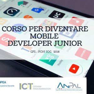 Diventa Sviluppatore di App: ecco il Corso per diventare App Developer Android Junior