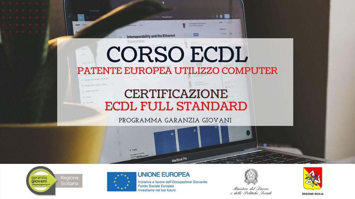 Corso per Ecdl certificazione Patente Europea