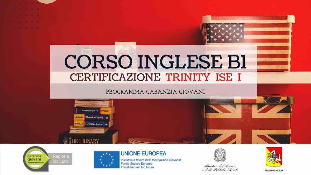corso inglese certificazione TRINITY ISE I