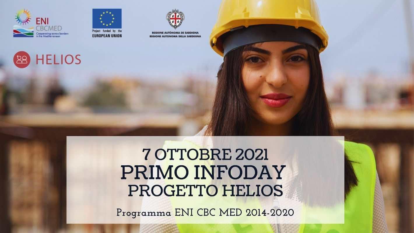 Infoday Progetto Helios Economia CIrcolare